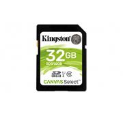 Kingston SD Canvas Select 32 Go
