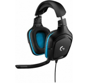 Logitech G432 Wired Gaming
