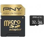PNY Elite Performance microSDHC 32 Go