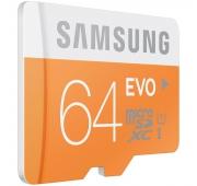 Samsung Evo microSDXC UHS-I 64 GB