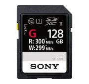 Sony SF-G UHS-II SDXC 128 GB