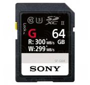 Sony SF-G UHS-II SDXC 64 GB