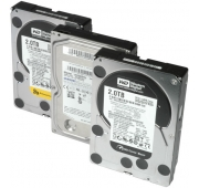 Western Digital Caviar Black 2To
