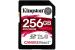 Kingston SD Canvas React SDR 256 Go