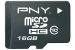 PNY Micro SDHC 16 Go Class 10