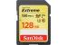 Sandisk Extreme 128 Go SDXC UHS-I Classe 10 U3 V30 150 Mo/s