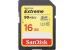 Sandisk Extreme Plus 16 Go SDHC Classe 10 U3 V30