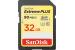Sandisk Extreme Plus 32 Go SDHC Classe 10 U3 V30