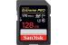 Sandisk Extreme Pro 128 Go SDXC UHS-I 170 Mo/s