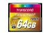 Transcend CompactFlash Ultimate 64Go 1000x